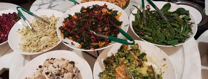 Ethos is one of Healthy Eating in London.
