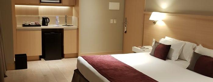 ARC Hotel is one of Posti che sono piaciuti a Pierre.