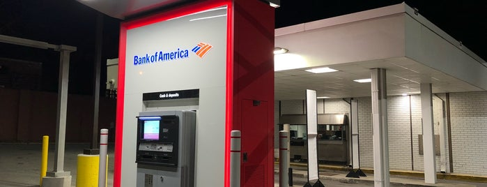 Bank of America is one of All-time favorites in United States.