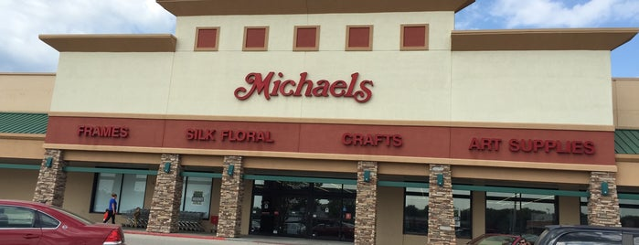 Michaels is one of West Des Moines.