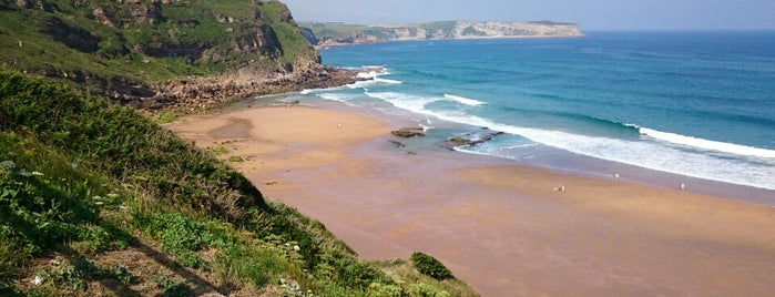 Playa de Los Locos is one of Playas de España: Cantabria.