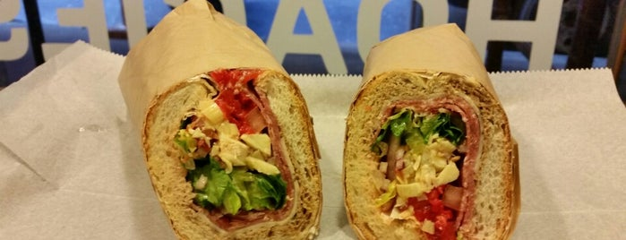 Dave's Hoagies is one of NYC EATS.