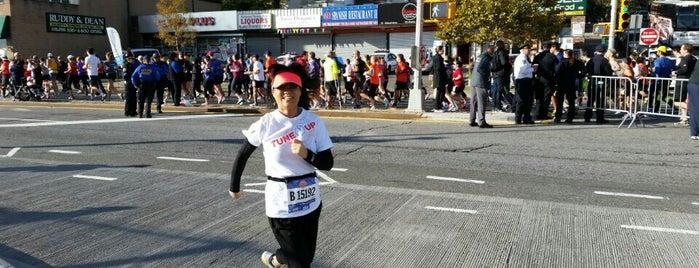 NYRR Staten Island Half Marathon is one of E 님이 좋아한 장소.