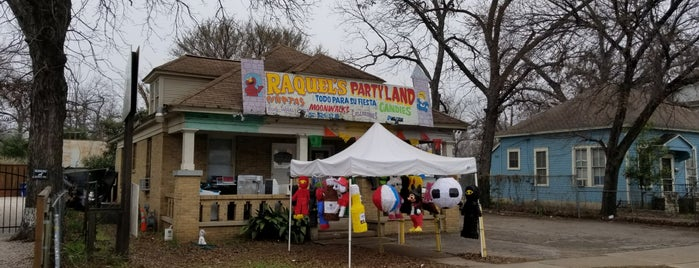 Raquel's Partyland is one of USA Austin.