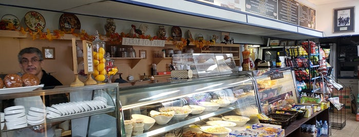Ted's Delicatessen is one of Jersey Eats.