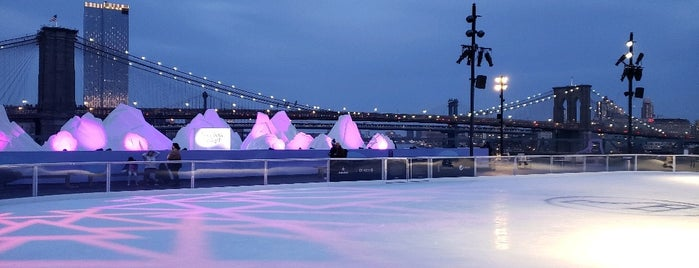 The Rooftop @ Pier 17 is one of Manhattan.
