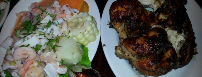 Riko Peruvian Cuisine is one of USA NYC MAN Chelsea.