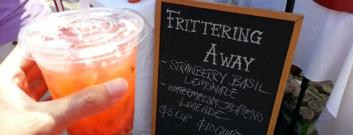 Frittering Away is one of NYC Treats.