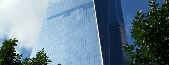 1 World Trade Center is one of USA NYC MAN FiDi.