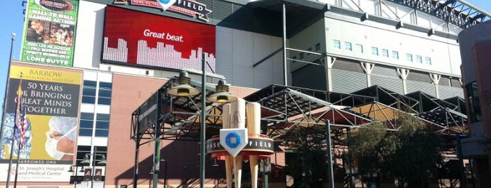 Chase Field is one of Places to visit in Phoenix/Scottsdale.