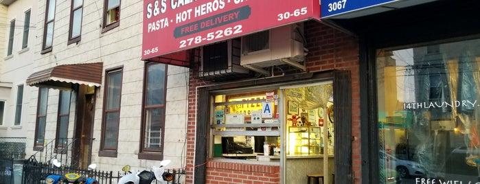 Calabro Pizzeria is one of Queens restaurants.