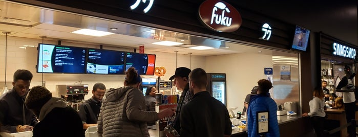 Fuku is one of NYC à trois.