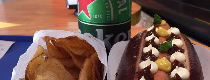 Hot Pork is one of Locais curtidos por Kennedy.