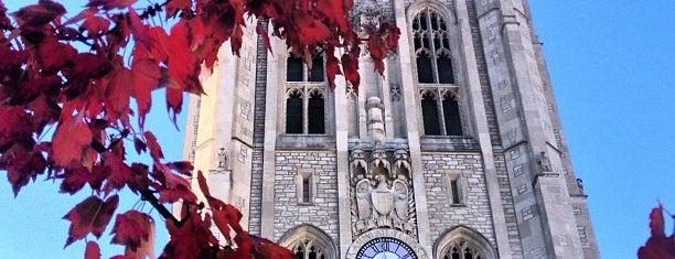 Memorial Student Union is one of Lieux sauvegardés par Kent.