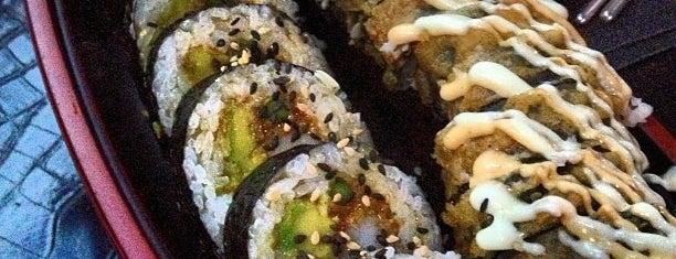 Geisha Sushi Bar is one of Chanlynn Roadtrip!.