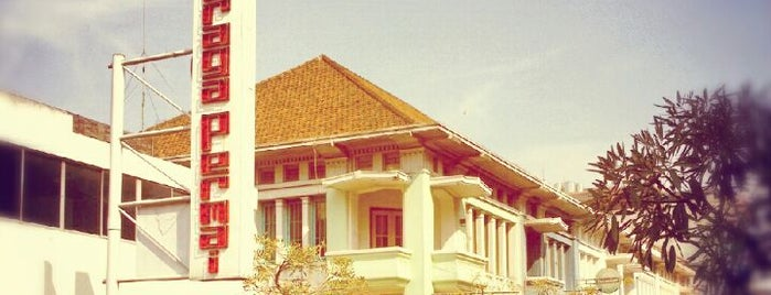 Braga Permai - Maison Bogerijen is one of RizaL's Saved Places.