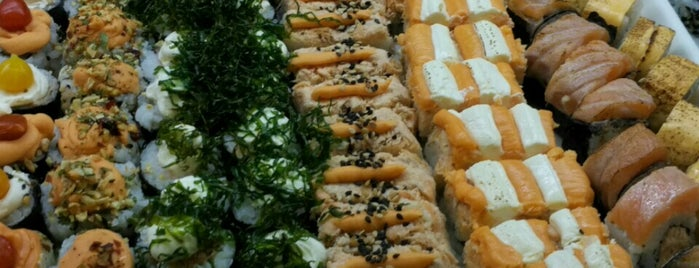 Sushi Japa Chan is one of Posti che sono piaciuti a Renan.
