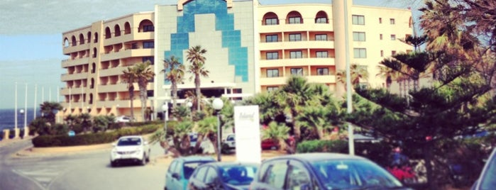 Radisson Blu Resort is one of Locais curtidos por Margarita.