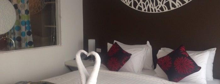Hotel Coral Inn Boutik is one of Posti che sono piaciuti a Kseniya.