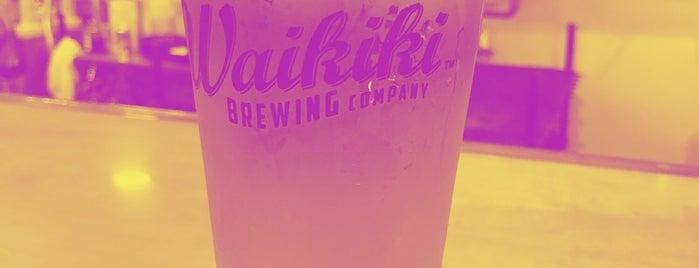 Waikiki Brewing Company Kakaako is one of Hawaiian Island Breweries.