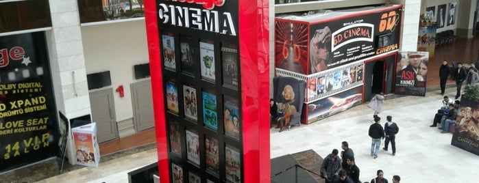 Prestige Cinema is one of Mekanさんのお気に入りスポット.