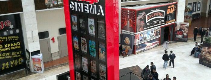 Prestige Cinema is one of Ankara ipuçları.