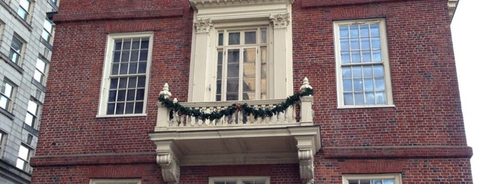 Old State House is one of Boston: Fun + Recreation.