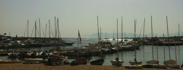 Porto Di San Vito Lo Capo is one of สถานที่ที่ Olha ถูกใจ.