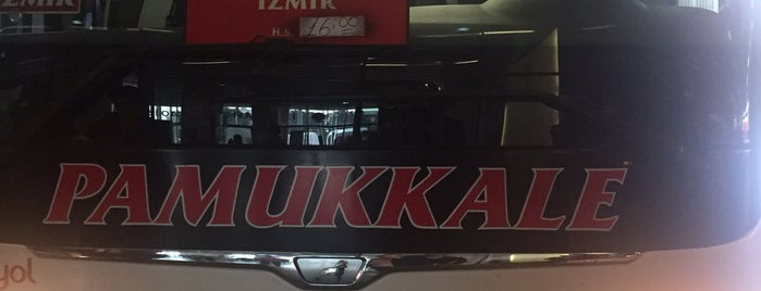 Pamukkale Turizm is one of EGE Oto Kiralama/Rent A Carさんのお気に入りスポット.
