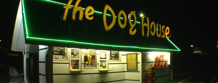 The Dog House is one of Durham, NC.