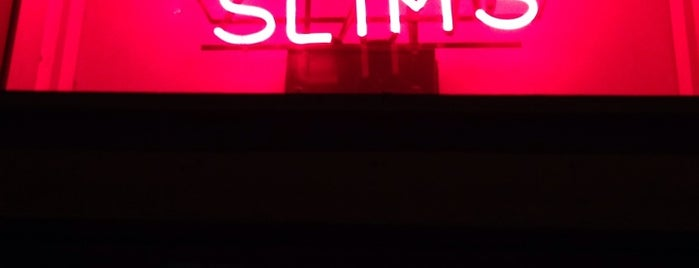 Automatic Slims is one of New York.