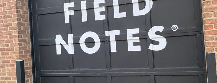 Field Notes Midwest Headquarters is one of Andy : понравившиеся места.
