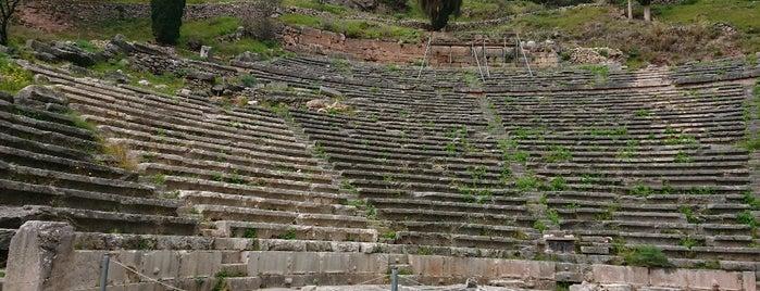 Antikes Theater von Delphi is one of Grécia.