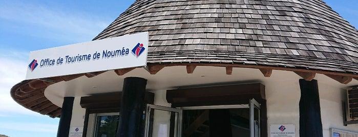 Office du tourisme de Nouvelle Calédonie is one of Nouméa, le Paris du Pacifique.