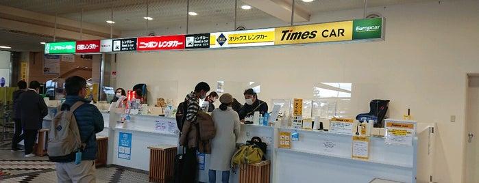 オリックスレンタカー 山形空港カウンター is one of 高井さんのお気に入りスポット.