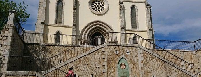 Cathédrale Saint-Joseph de Nouméa is one of Nouméa, le Paris du Pacifique.