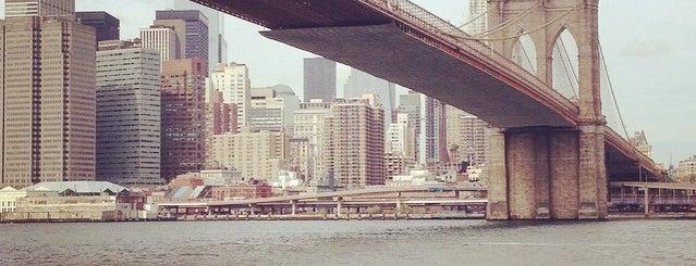 DUMBO is one of NYC.