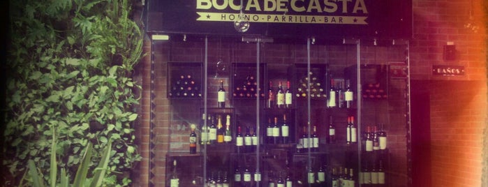 Boca de Casta is one of Locais curtidos por Gran.