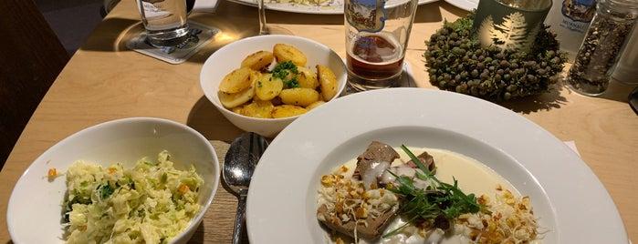 Gasthaus Ähndl is one of Food.