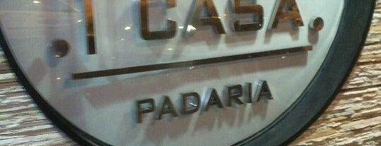 Nossa Casa Padaria is one of Bakerys.