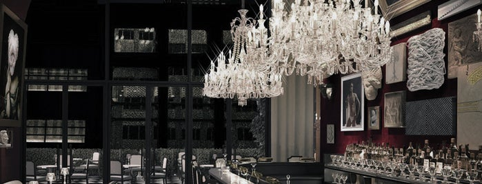 Baccarat Hotel is one of New York.