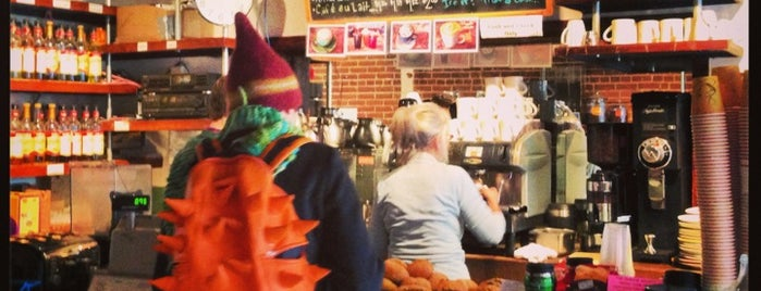 Bollo's Cafe is one of Va Tech..