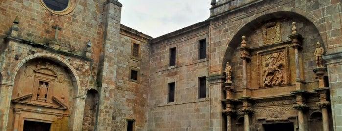 Monasterio De Yuso is one of Spain.