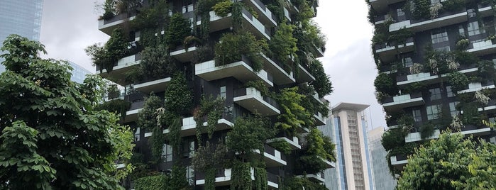 Bosco Verticale is one of Italy.