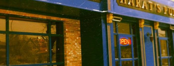 Harat's Pub is one of Kemal Erdem 님이 좋아한 장소.