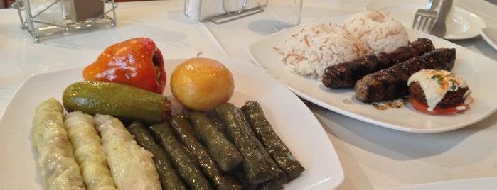 Restaurante Al Safir is one of Stgo.