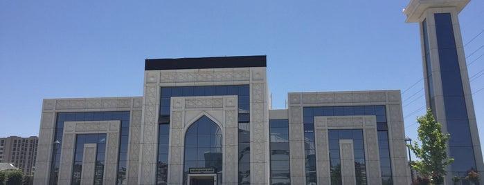 Sekine Hatun Camii is one of Konya Meram Mescit ve Camileri.