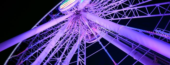 Centennial Wheel is one of Chicago, baby!.