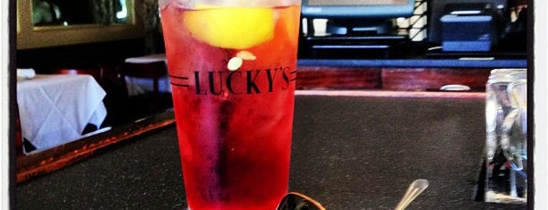 Lucky's Steakhouse is one of LA Adventures.