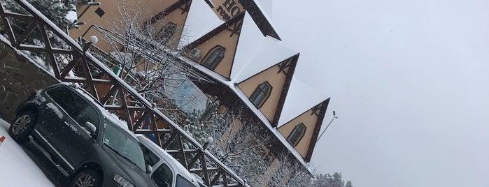 Парк-отель Krakow is one of Sergey 님이 좋아한 장소.